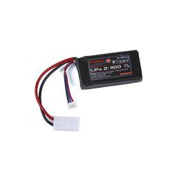 LiPo-Aku Graupner 2/1100 7,4V s TAM konektorem - 1