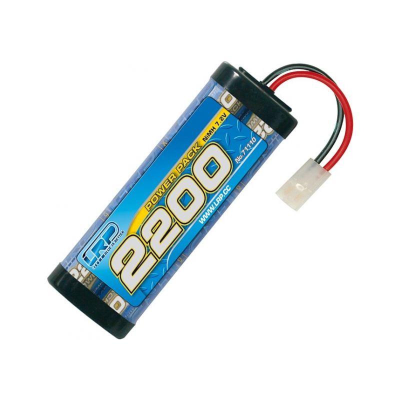 Power Pack 2200 - 7.2V - 6 článkový NiMH Stickpack - 1