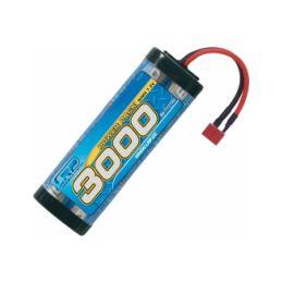 Power Pack 3000 - 7.2V - 6 článkový NiMH Stickpack - US - 2