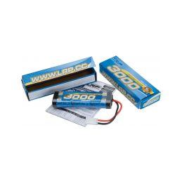 Power Pack 3000 - 7.2V - 6 článkový NiMH Stickpack - US - 3