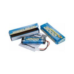 Power Pack 3000 - 7.2V - 6 článkový NiMH Stickpack - US - 4