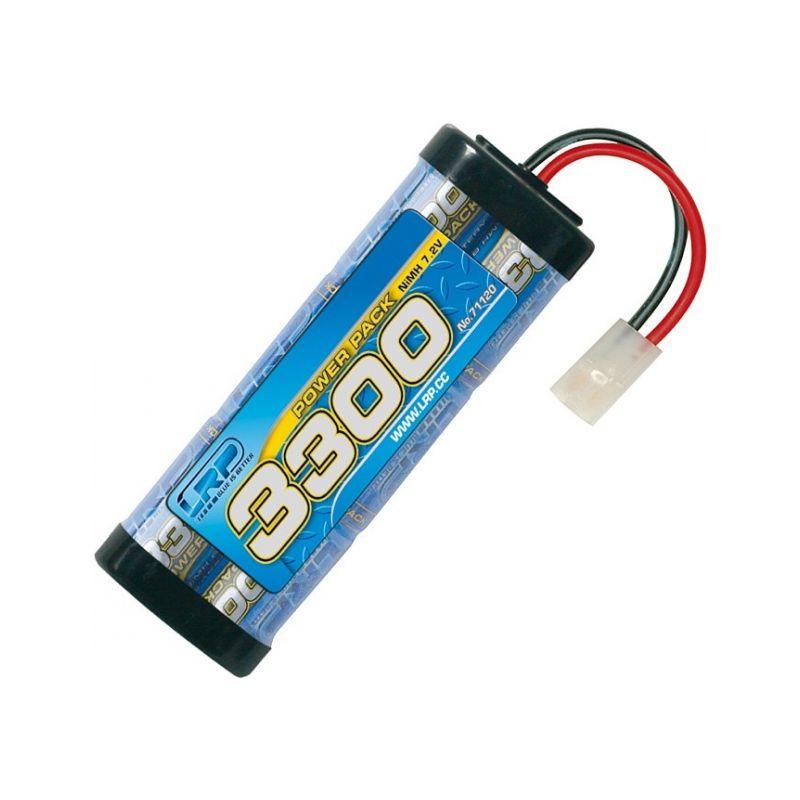 Power Pack 3300 - 7.2V - 6 článkový NiMH Stickpack - 1