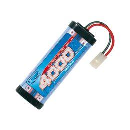 Hyper Pack 4000 - 7.2V - 6 článkový NiMH Stickpack - 1