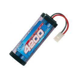 Hyper Pack 4200 - 7.2V - 6 článkový NiMH Stickpack - 1