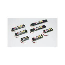 GM Power Pack 3600-6N-3600 7,2V AMP G2 konektor - 1