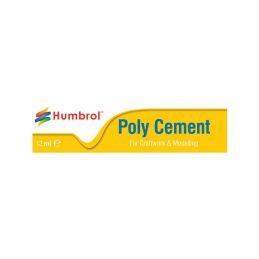Humbrol Poly Cement lepidlo na plasty 12ml - 1