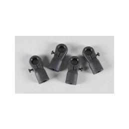 Plastový kloubek pro M8 záv., nastavitelný 4ks. - 1