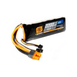 Spektrum Smart LiFe 6.6V 2200mAh Rx IC3 - 1