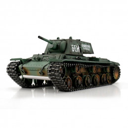 1/16 RC KV-1 zelený BB