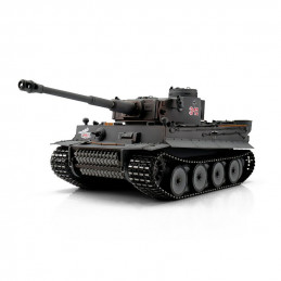 1/16 RC Tiger I - raná...