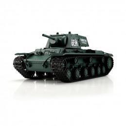 1/16 RC KV-1 zelený BB + IR...