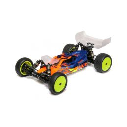 TLR 22 5.0 1:10 2WD Dirt Clay Race Buggy Kit - 1