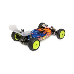 TLR 22 5.0 1:10 2WD Dirt Clay Race Buggy Kit - 4