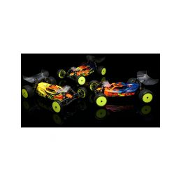 TLR 22 5.0 1:10 2WD Dirt Clay Race Buggy Kit - 10