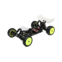 TLR 22 5.0 1:10 2WD Dirt Clay Race Buggy Kit - 12