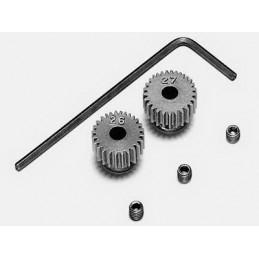 0,4 Steel Pinion (26T/27T)