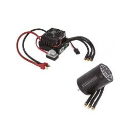 Combo Brushless Absima Thrust BL A10 ECO 1:10 - 1