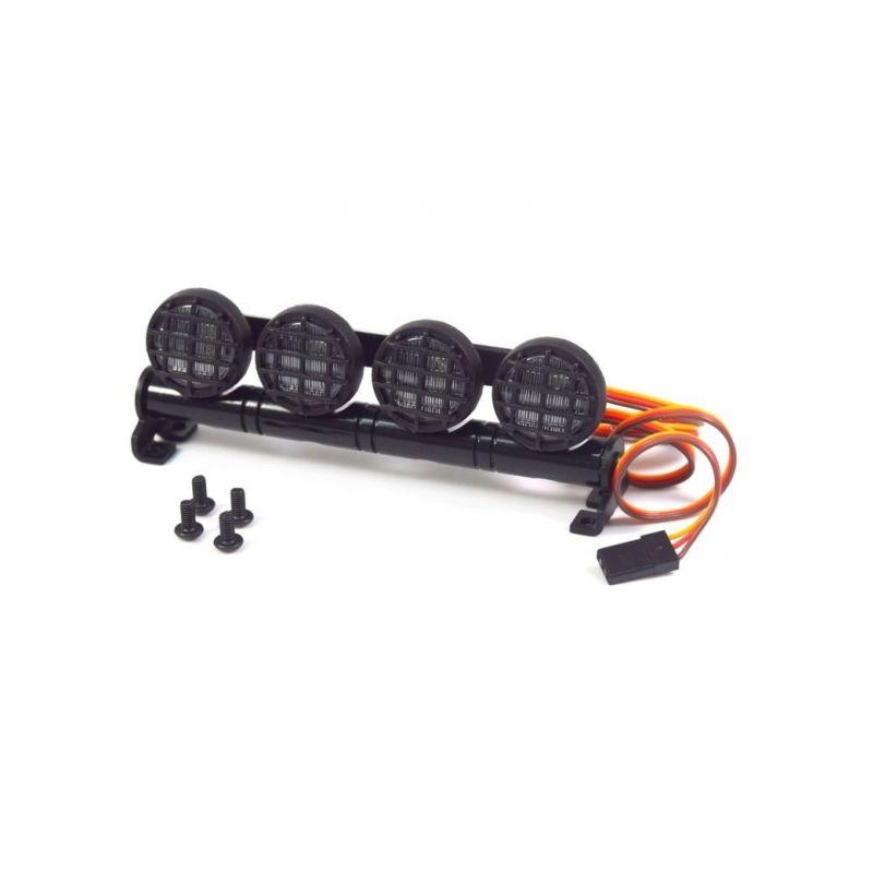 Multifunkční světelná rampa 4x LED - 1