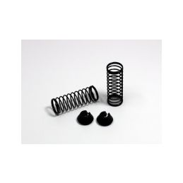 Absima 1230075 - Shock Cover/Spring (2) Buggy/Truggy - 1