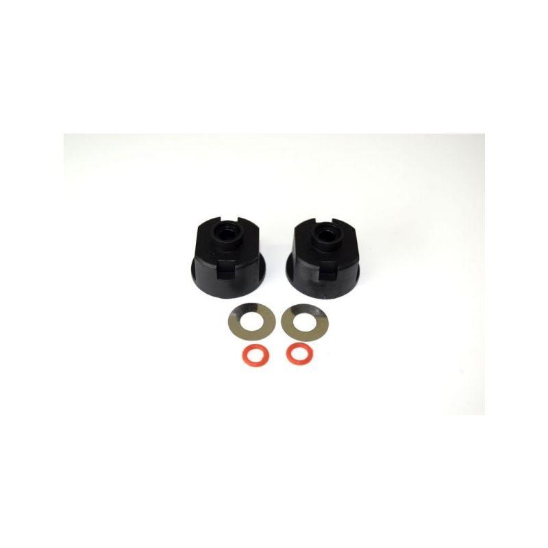 Absima 1230182 - Gear differential box ATC 2.4 RTR/BL - 1