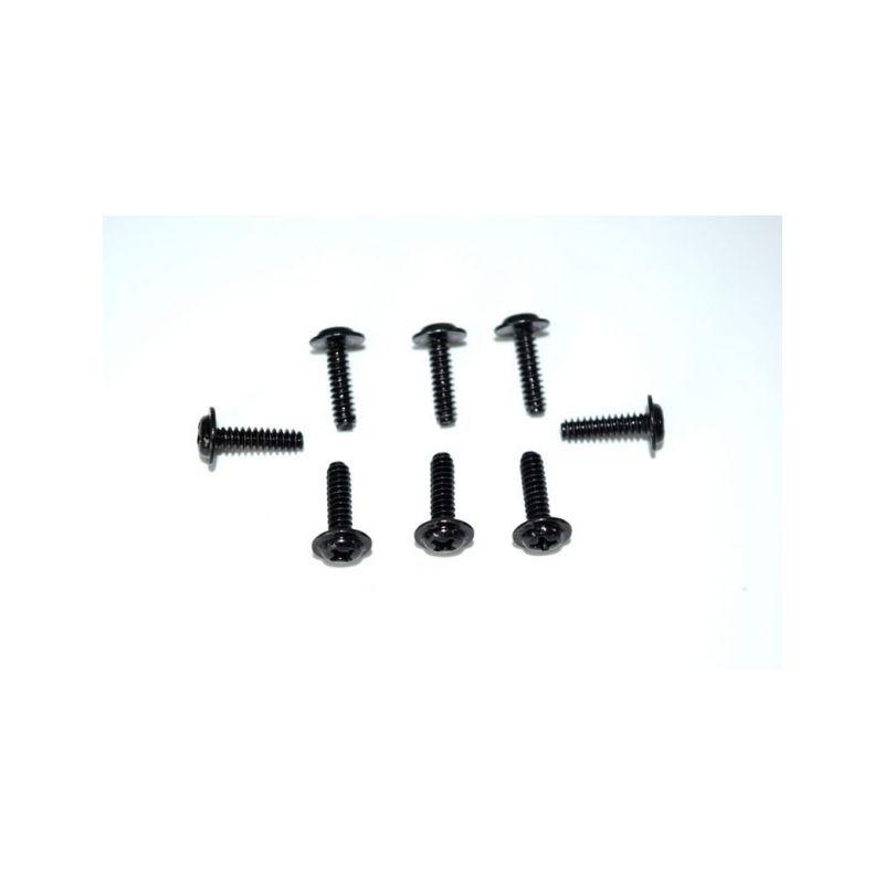 Absima 1230223 - Phillips head screw M3x10 (8) ATC 2.4 RTR/BL - 1