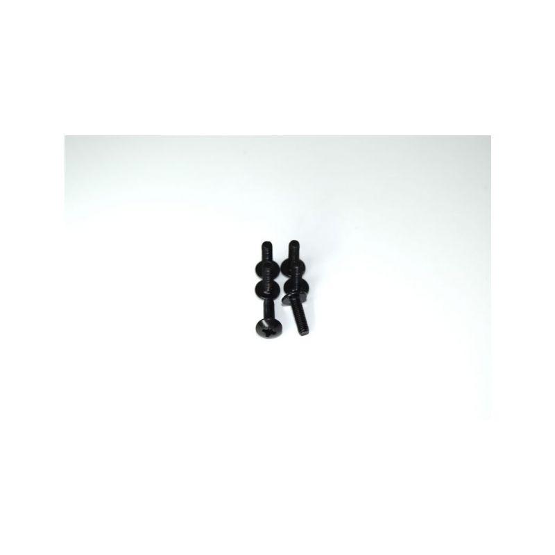 Absima 1230224 - Phillips head screw M3x10 (6) ATC 2.4 RTR/BL - 1