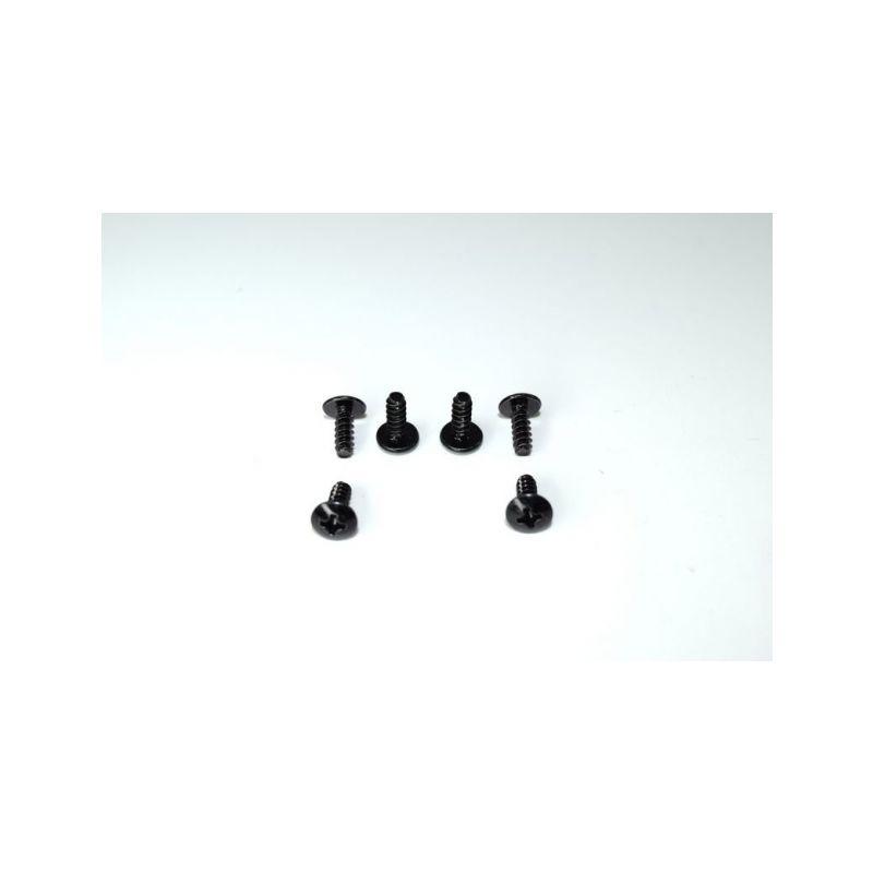 Absima 1230225 - Self-tapping phillips head screw M3x8 (6) ATC 2.4 RTR/BL - 1