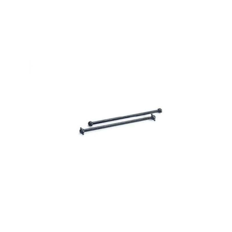 Absima 1230290 - Drive Shafts f/r (2) AB 2.4 RTR/BL/KIT - 1