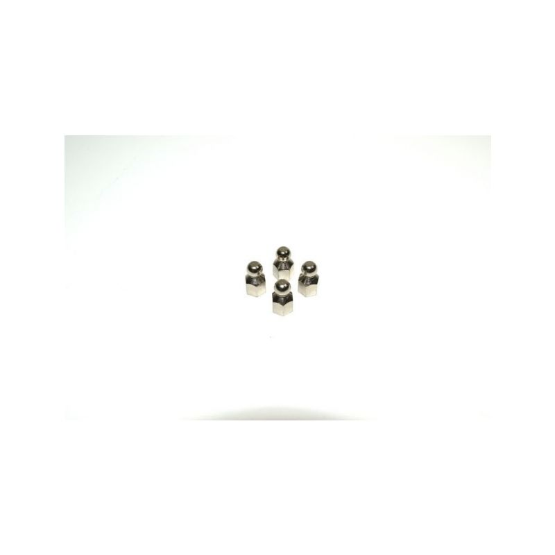 Absima 1230291 - Shock Ball Mount (4) Buggy/Truggy - 1
