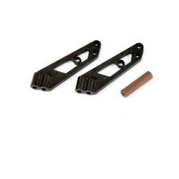 Absima 1230300 - Wing Bracket AB2.4 RTR/BL/KIT - 1