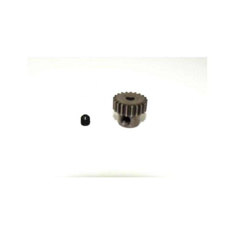 Absima 1230340 - Pinion metal 21T AMT2.4 RTR/BL - 1