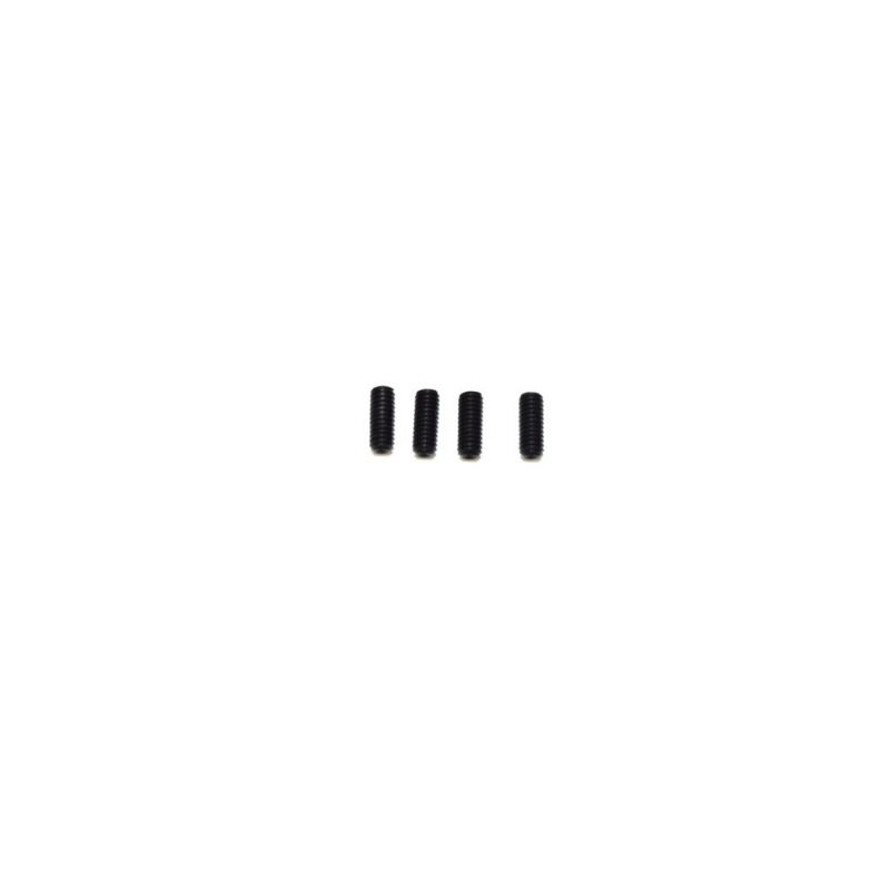 Absima 1230368 - Set Screw M4x10 (4) Buggy/Truggy/Monster - 1