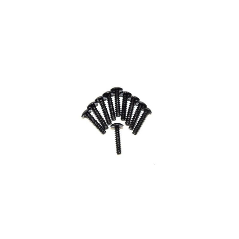 Absima 1230372 - Cap Head Self-tapping Screw M3x14 (10) Buggy/Truggy/Monster - 1