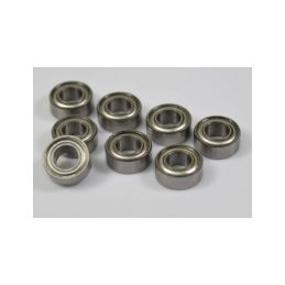 Absima 1230443 - Ball Bearings (5x10x4) - 1