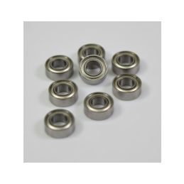 Absima 1230445 - Ball Bearings (4x8x3) - 1