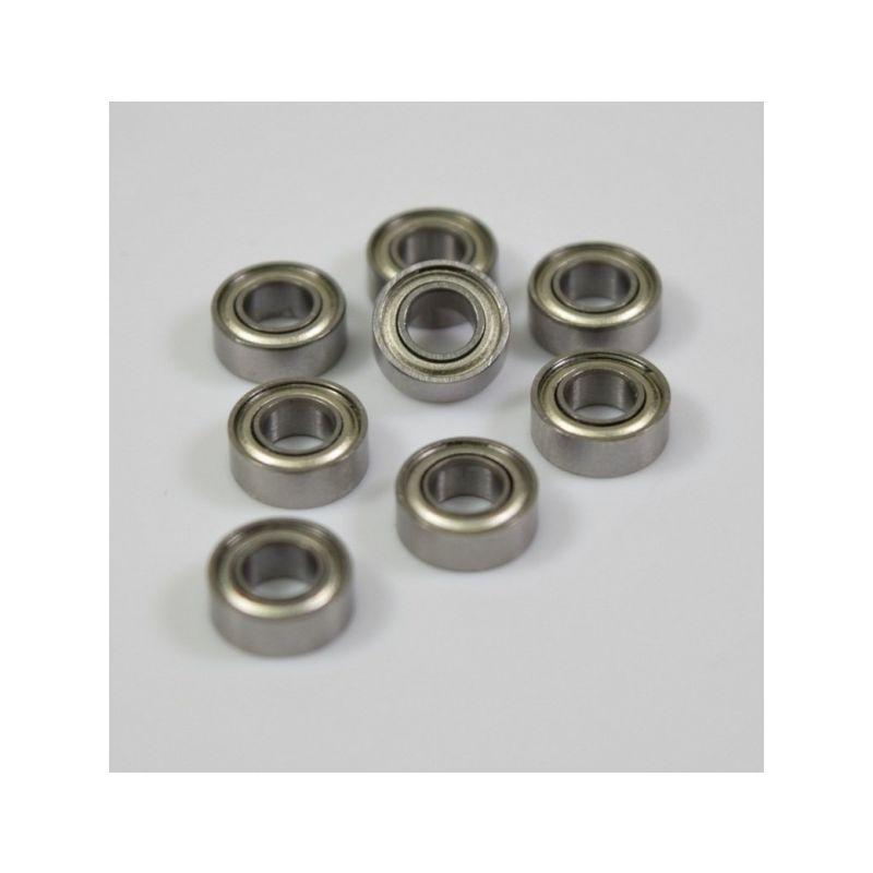 Absima 1230445 - Ball Bearings (4x8x3) - 1