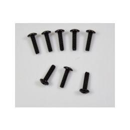 Absima 1230466 - Button Head Screw M2x8 - 1