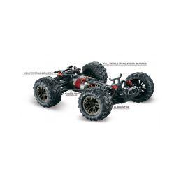 Absima Spirit Monster Truck 4WD 1:16 RTR červený - 2