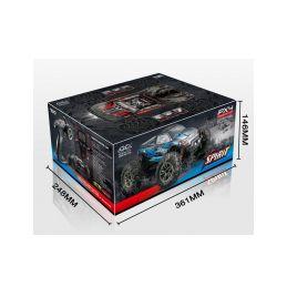 Absima Spirit Monster Truck 4WD 1:16 RTR červený - 3