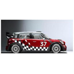 Mini WRC design 2011