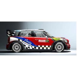 Mini WRC design 2012