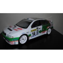 Karoserie Octavia WRC
