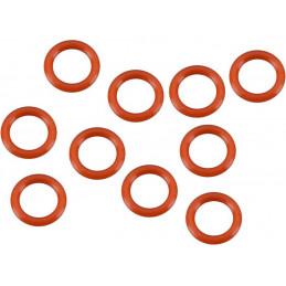 Axial O-kroužek 5x1mm (10)