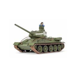 T-34/85 RC tank 1:24 2,4GHz s infračerveným bojovým systémem - 2