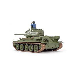 T-34/85 RC tank 1:24 2,4GHz s infračerveným bojovým systémem - 3