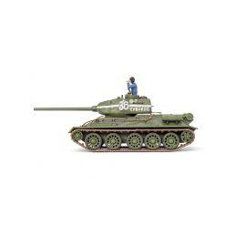 T-34/85 RC tank 1:24 2,4GHz s infračerveným bojovým systémem - 5