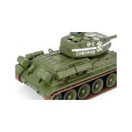 T-34/85 RC tank 1:24 2,4GHz s infračerveným bojovým systémem - 11