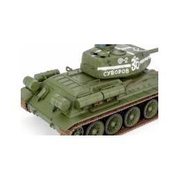 T-34/85 RC tank 1:24 2,4GHz s infračerveným bojovým systémem - 12