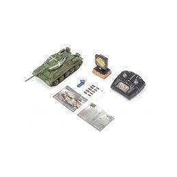 T-34/85 RC tank 1:24 2,4GHz s infračerveným bojovým systémem - 15