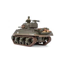 M4A3 Sherman RC tank 1:24 2,4GHz s infračerveným bojovým systémem - 3
